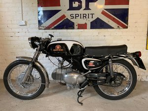 Fully Restored Motobi Barracuda 250cc in Herefordshire
