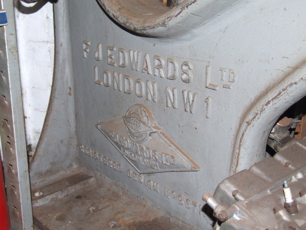 """2020 Edwards Type E English Wheel - 42"""" throat For Sale (picture 3 of 5)"""