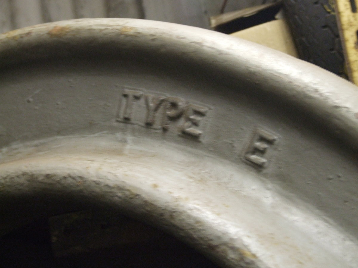 """2020 Edwards Type E English Wheel - 42"""" throat For Sale (picture 4 of 5)"""