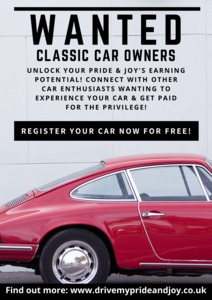 1950 All 50's,60's,70's,80's,90's Classic Car Owners Wanted