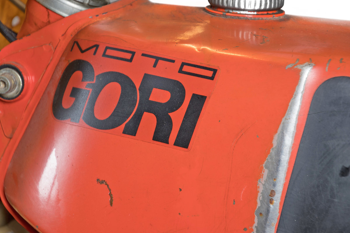 GORI - CROSS 50 - 1977 For Sale (picture 6 of 6)