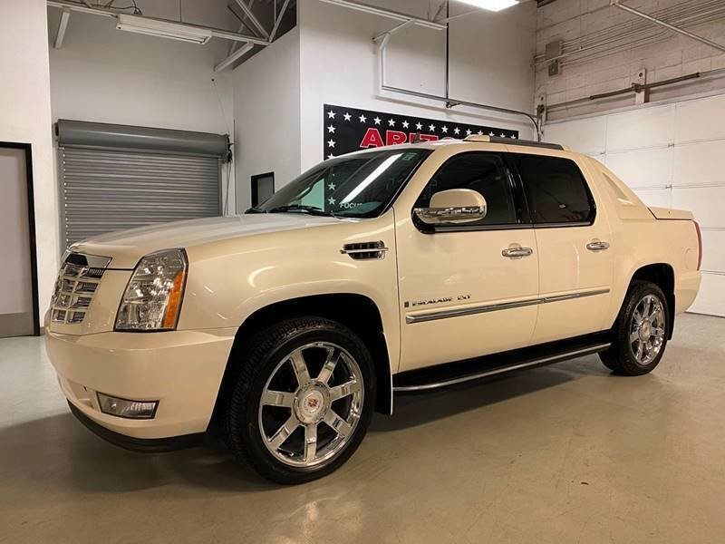 2009 Cadillac Escalade EXT AWD 4 door Crew Cab SB Pick-Up  For Sale (picture 1 of 6)