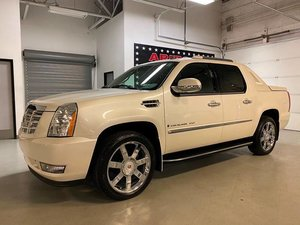 2009 Cadillac Escalade EXT AWD 4 door Crew Cab SB Pick-Up
