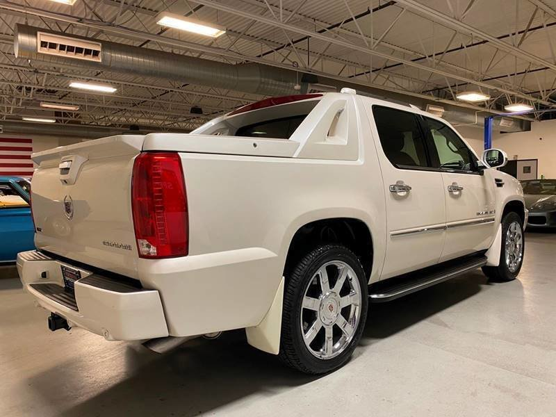 2009 Cadillac Escalade EXT AWD 4 door Crew Cab SB Pick-Up  For Sale (picture 2 of 6)