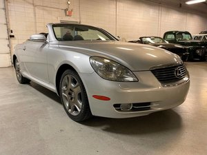2006 Lexus SC 430 Roadster(~)Coupe Convertible  $18.7k