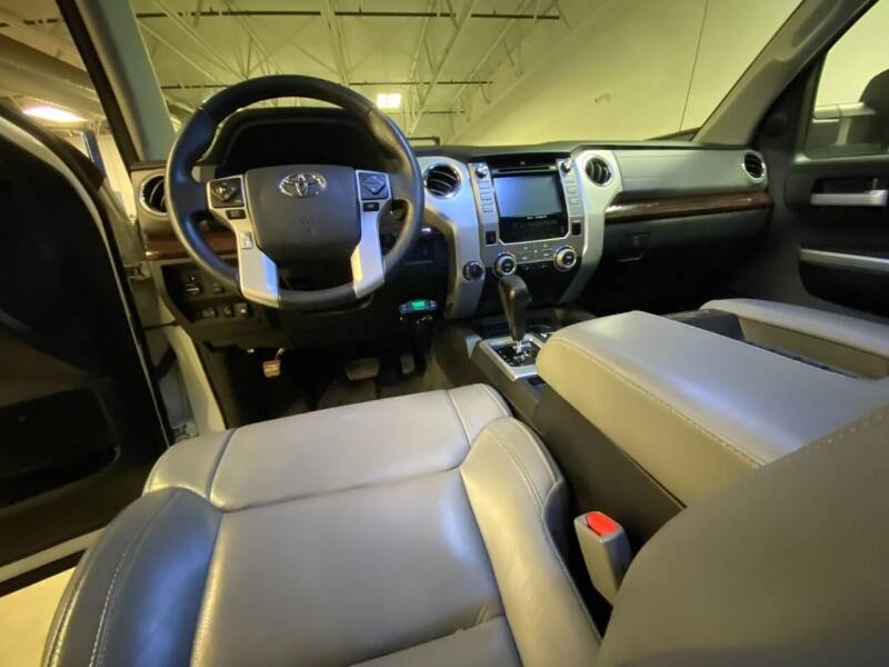 2014 Toyota Tundra Limited Pick Up Truck FOX Suspension  For Sale (picture 5 of 6)