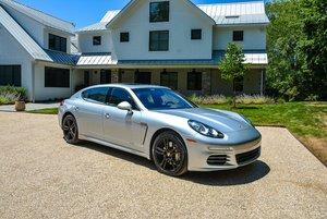 2015 Porsche Panamera 4S Executive 20k miles Silver $obo