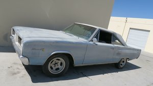 Picture of 1966  Dodge CORONET 500 361 V8 MOPAR Solid Big-Block $8.7k  For Sale