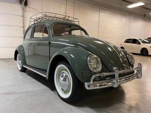 Picture of 1957 Volkswagen Beetle Oval(~)Window Coupe Restored $28.7k For Sale