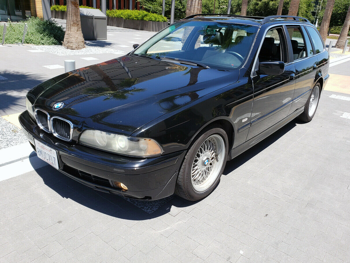 2001 BMW E39 525IT TOURING WAGON Rare 5 Speed $obo For Sale (picture 2 of 6)