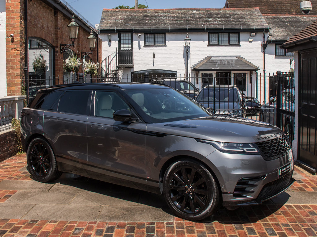 2018 Land Rover    VELAR P300 R-DYNAMIC SE For Sale (picture 2 of 6)