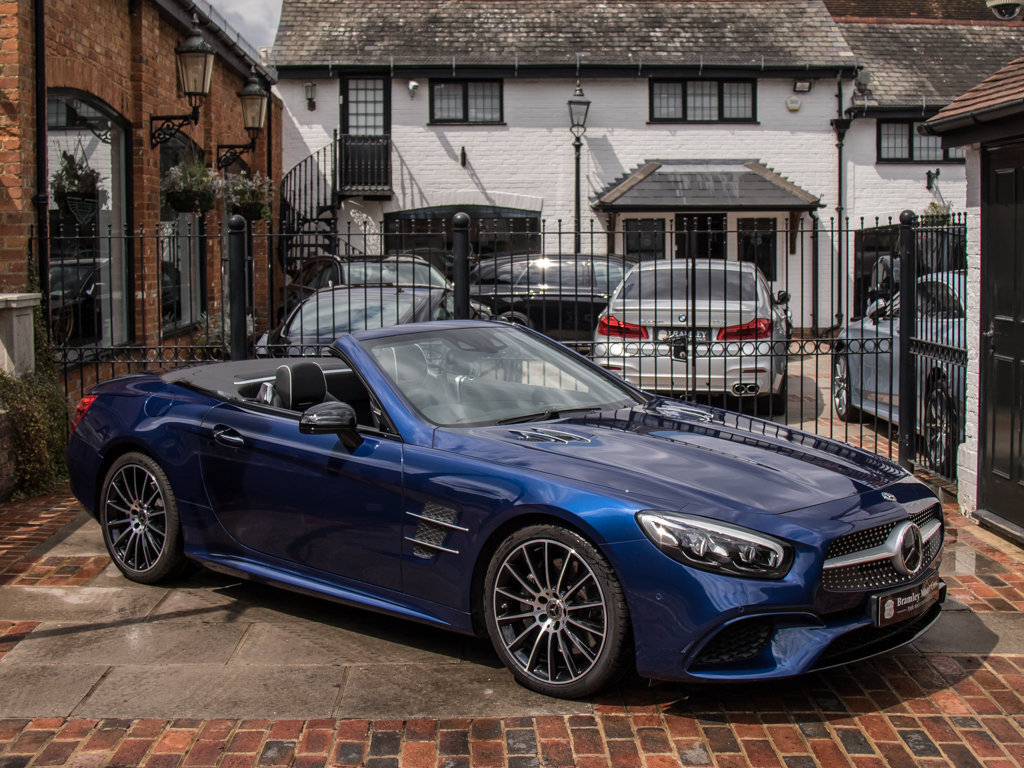 2017 Mercedes-Benz    SL400 AMG Line For Sale (picture 2 of 6)