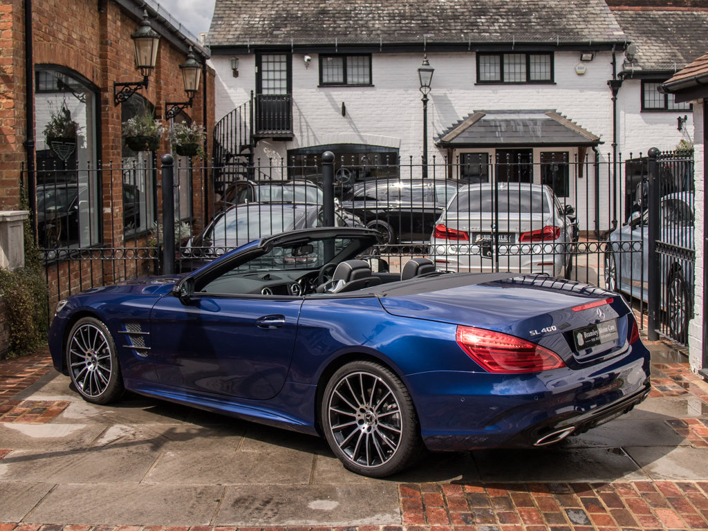 2017 Mercedes-Benz    SL400 AMG Line For Sale (picture 5 of 6)