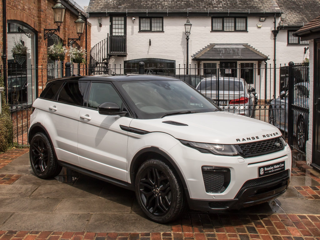 2016 Land Rover    TD4 HSE DYNAMIC  For Sale (picture 2 of 6)