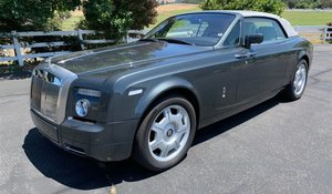 2009 Rolls-Royce Phantom Drophead Coupe Grey(~)Tan $130k