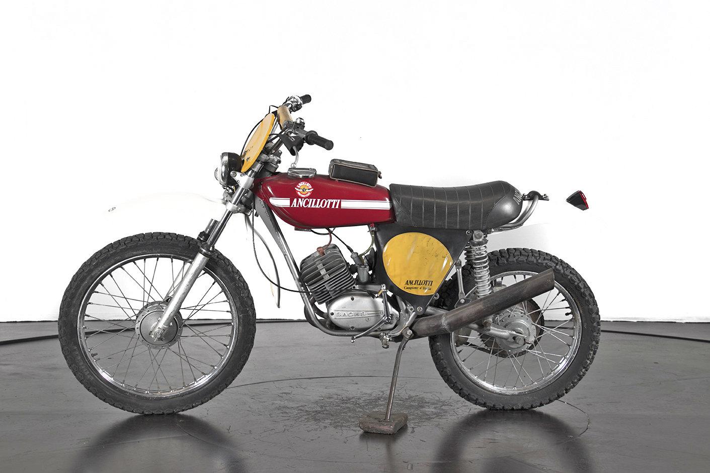 ANCILLOTTI - CROSS - 1977 For Sale (picture 1 of 6)