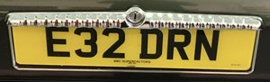 Great Cherished Plate - DR. N? Anyone?
