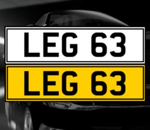 1900 LEG 63 For Sale