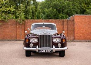 1965 Rolls-Royce Silver Cloud III For Sale by Auction