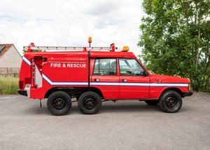 Picture of 2002 Range Rover Carmichael Fire Engine SOLD by Auction