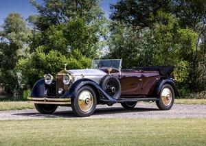 1929 Rolls-Royce Phantom II Open Tourer by Barker For Sale by Auction