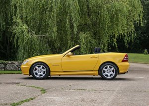 Picture of 2002 Mercedes-Benz SLK 230 SOLD by Auction