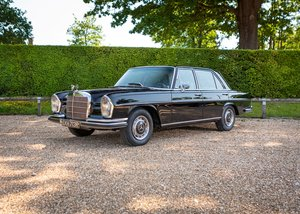 Picture of 1972 Mercedes-Benz 280 SEL (3.5 litre) SOLD by Auction