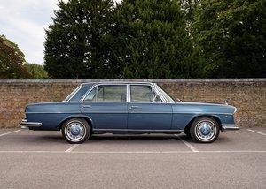 1970 Mercedes-Benz 300 SEL (3.5 litre) For Sale by Auction