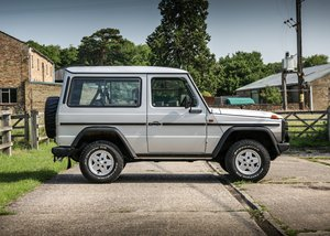 Picture of 1989 Mercedes-Benz G Wagon 300GD SOLD by Auction