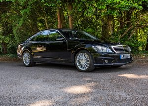 Picture of 2008 Mercedes-Benz 6.2 S63 AMG Long Wheelbase SOLD by Auction