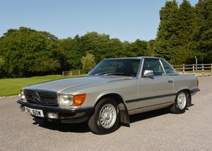 Picture of 1980 Mercedes-Benz 380 SL Roadster SOLD by Auction