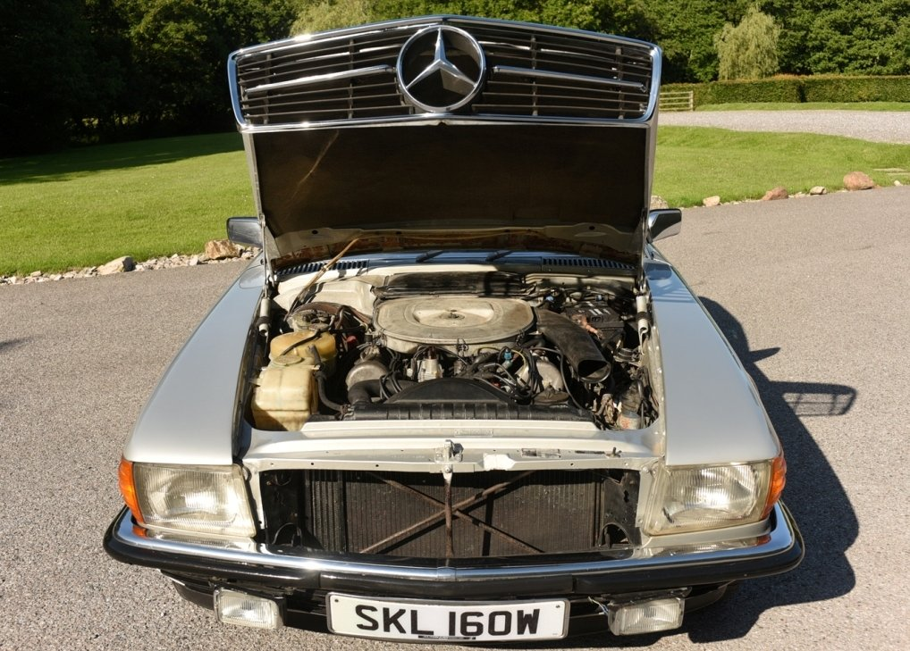 1980 Mercedes-Benz 380 SL Roadster SOLD by Auction (picture 6 of 6)