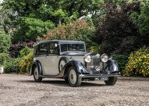 1935 Rolls-Royce 2025 By Hooper For Sale by Auction