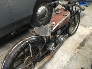 Baker 250cc 1930 For Sale