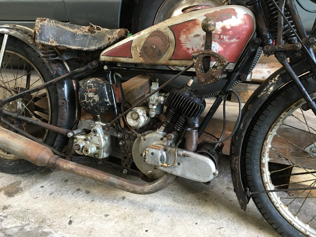 Baker 250cc 1930 For Sale (picture 3 of 3)