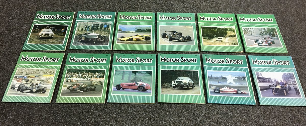1970 Motor Sport Magazines - Fantastic Condition & Original For Sale (picture 2 of 6)