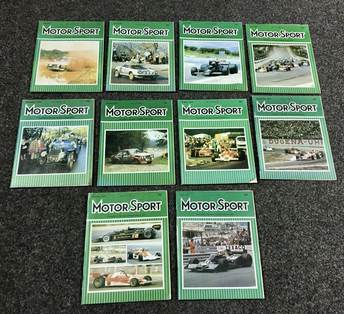 1970 Motor Sport Magazines - Fantastic Condition & Original For Sale (picture 3 of 6)