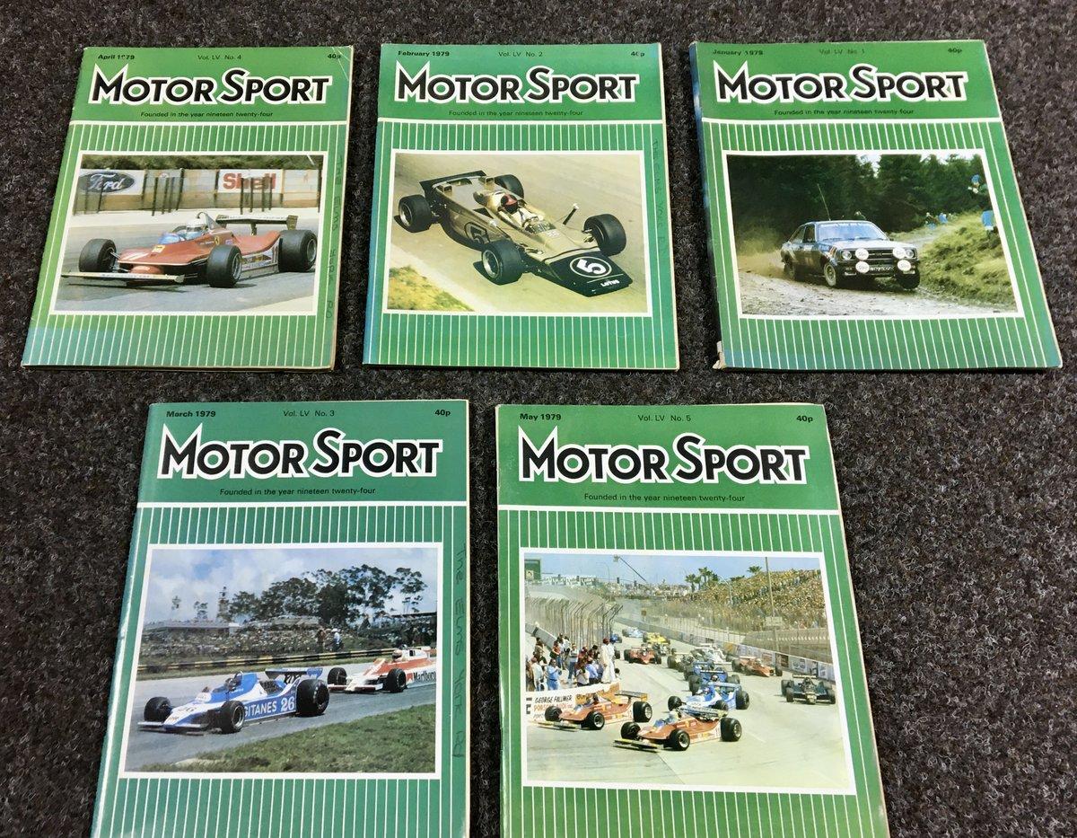 1970 Motor Sport Magazines - Fantastic Condition & Original  For Sale (picture 4 of 6)