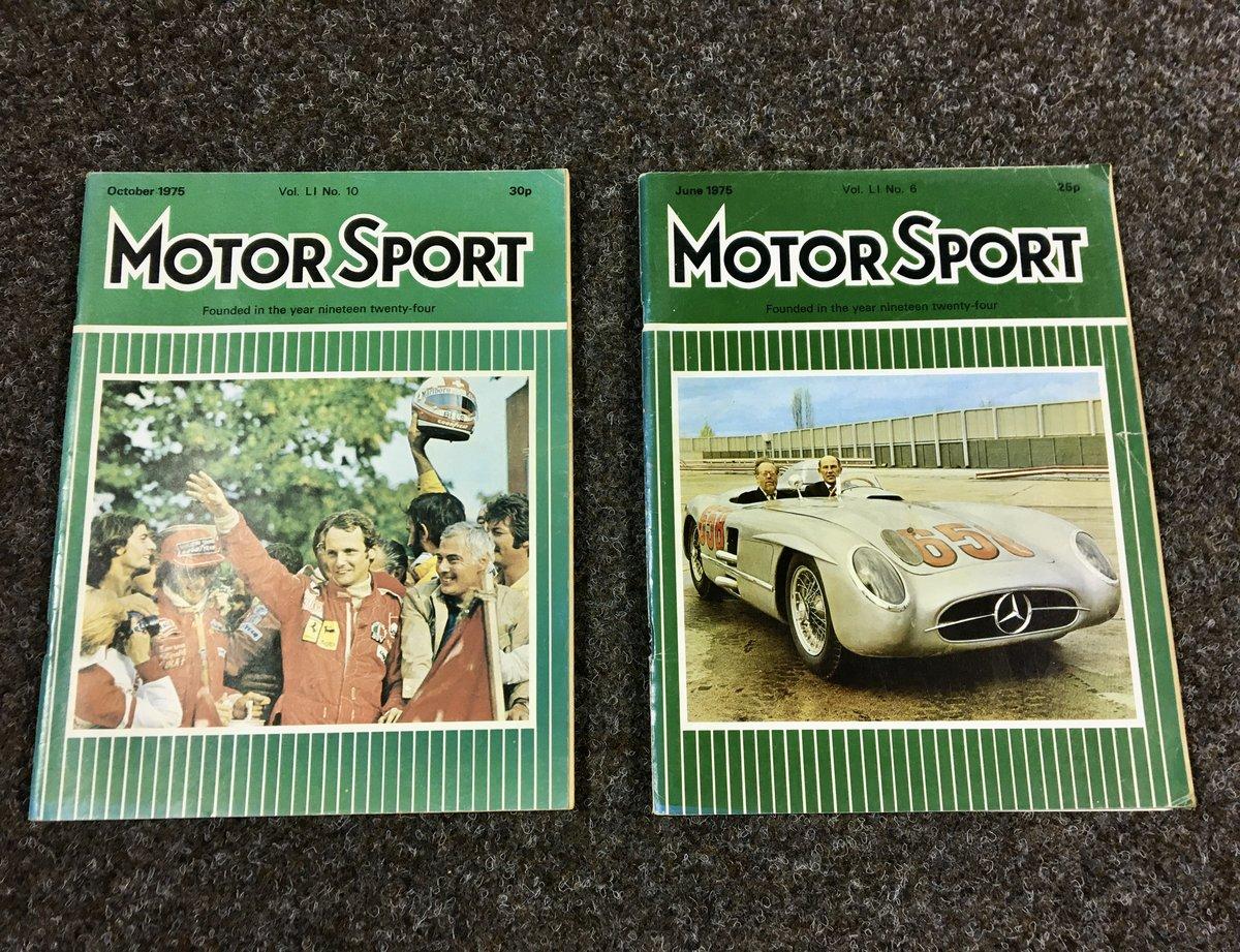1970 Motor Sport Magazines - Fantastic Condition & Original  For Sale (picture 5 of 6)