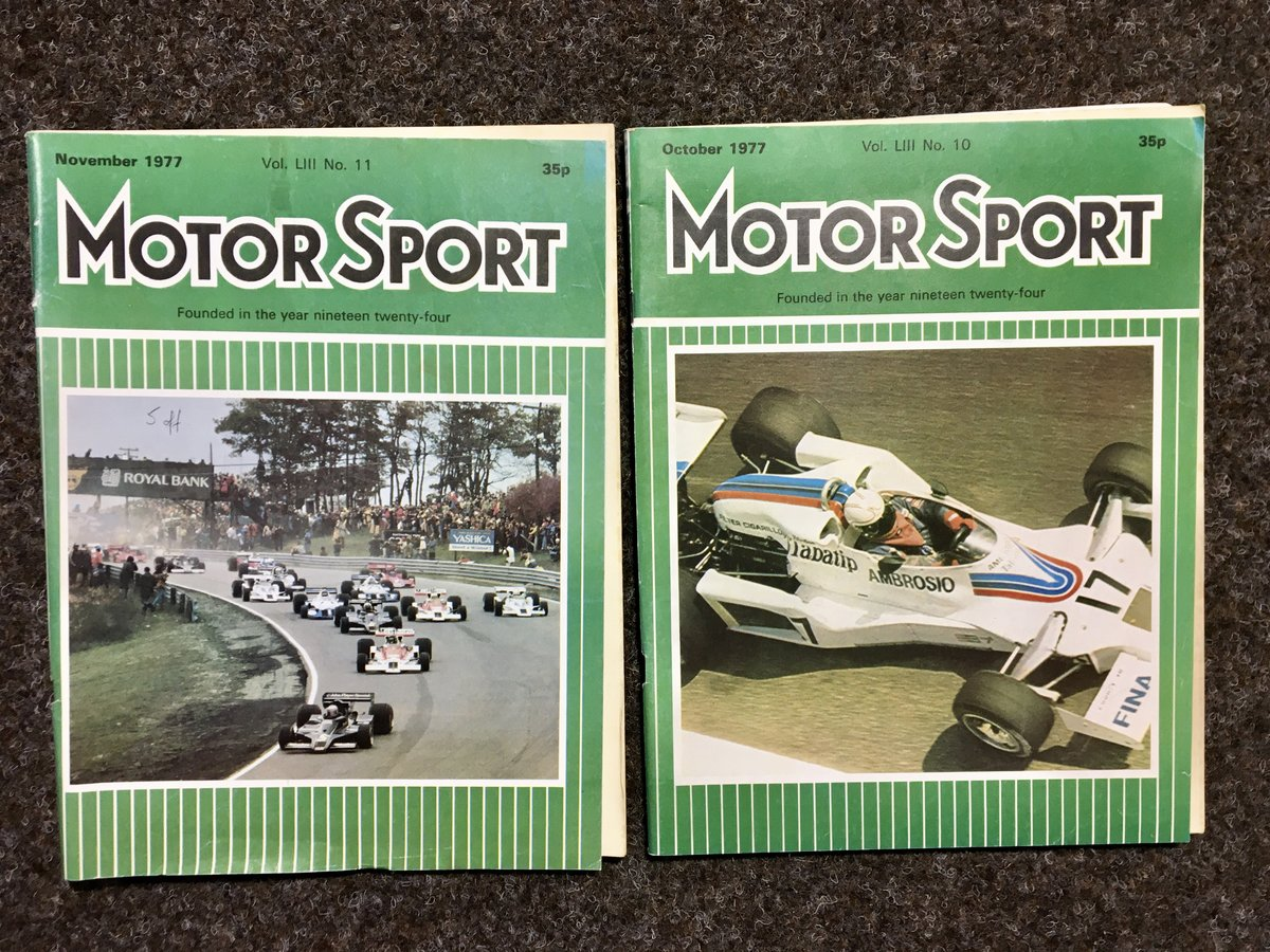 1970 Motor Sport Magazines - Fantastic Condition & Original For Sale (picture 6 of 6)