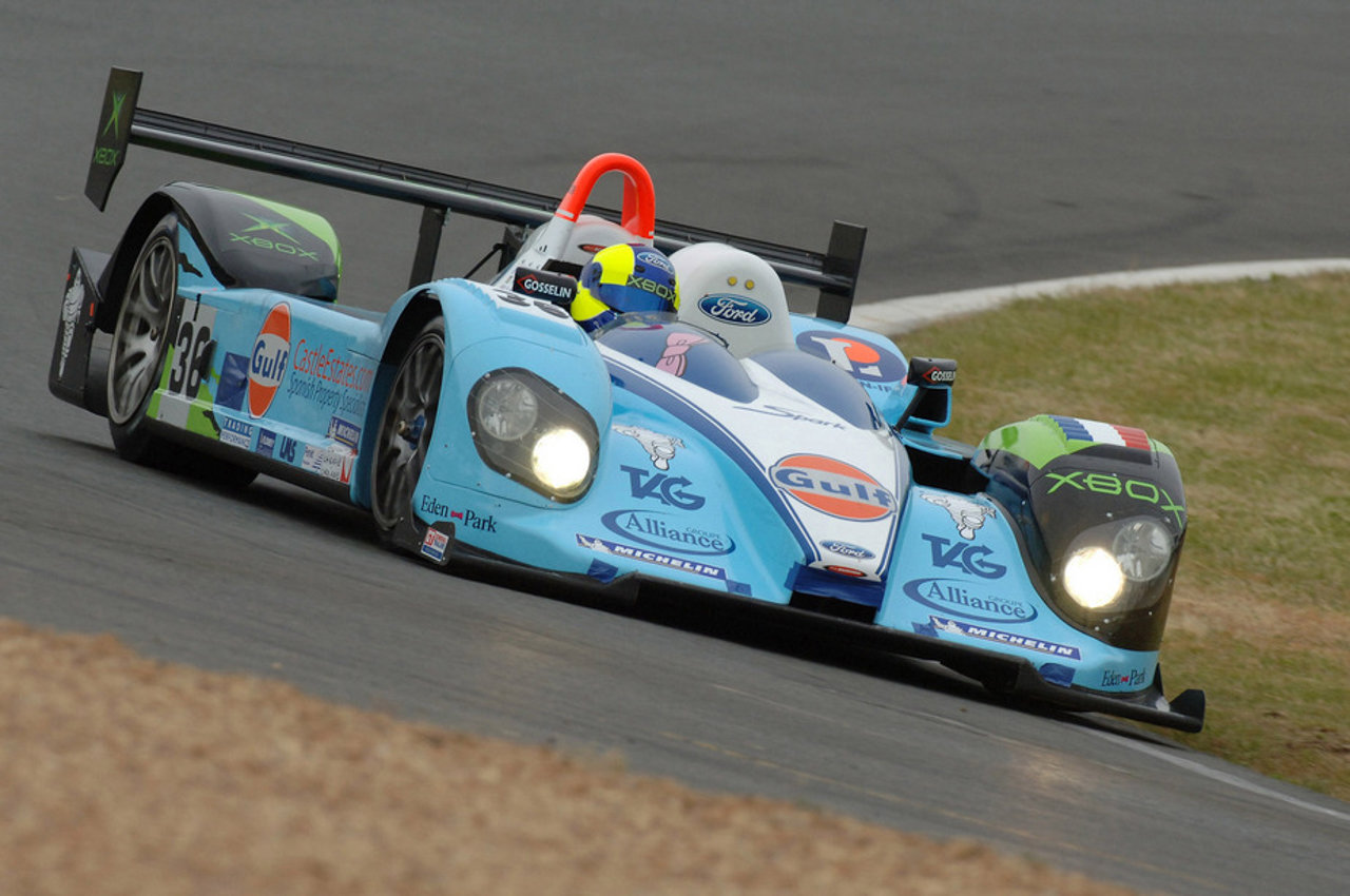 2003 Courage C60-65 - ex-Le Mans 24 hours 2005 For Sale (picture 1 of 6)