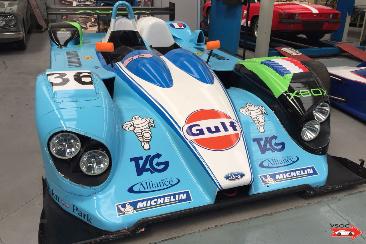 2003 Courage C60-65 - ex-Le Mans 24 hours 2005 For Sale (picture 2 of 6)