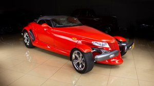 Picture of 1999 Plymouth Prowler Roaster Convertible  only 7.7k miles  For Sale