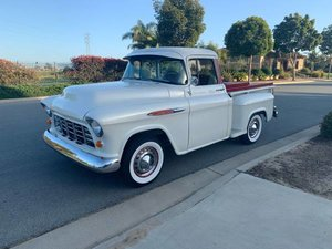 Picture of 1956 Chevy 3100 Pick-Up Truck BIG Window Restored $29.8k For Sale