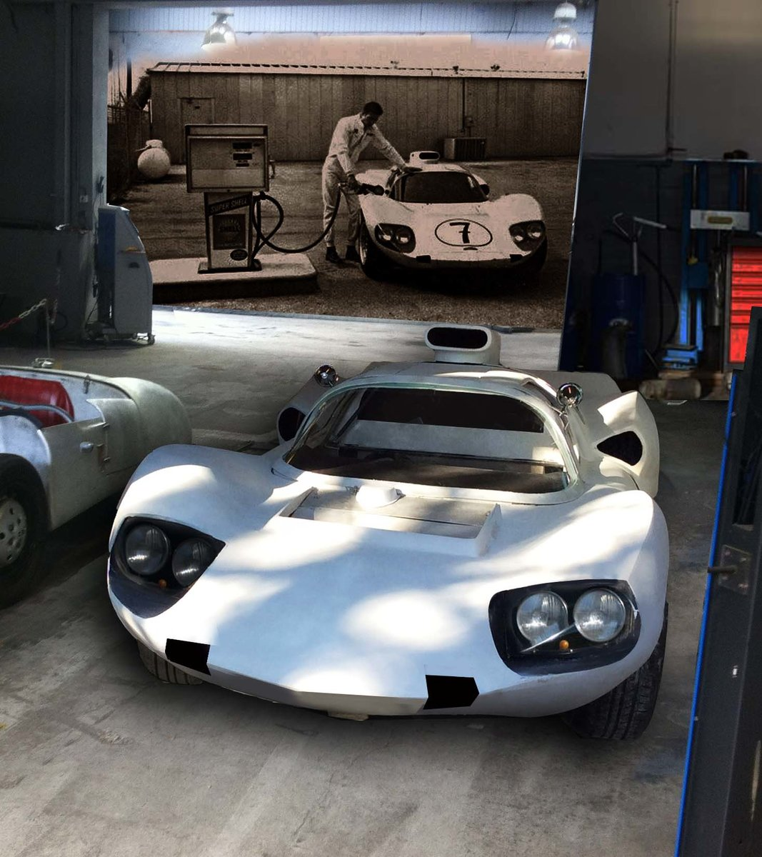 1966 Chaparral 2D For Sale (picture 1 of 6)