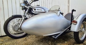 1960 Norvin Sidecar Combination