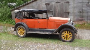 1927 Rugby Model A Tourer For Sale by Auction
