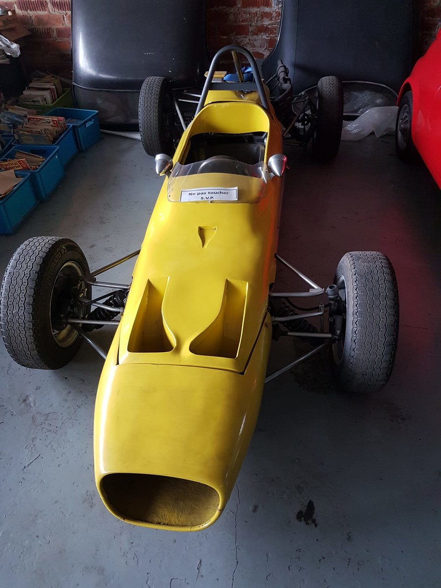 1965 Formula Merlin FF For Sale (picture 1 of 6)