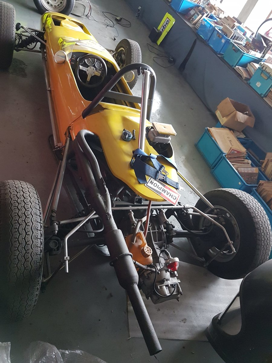 1965 Formula Merlin FF For Sale (picture 3 of 6)