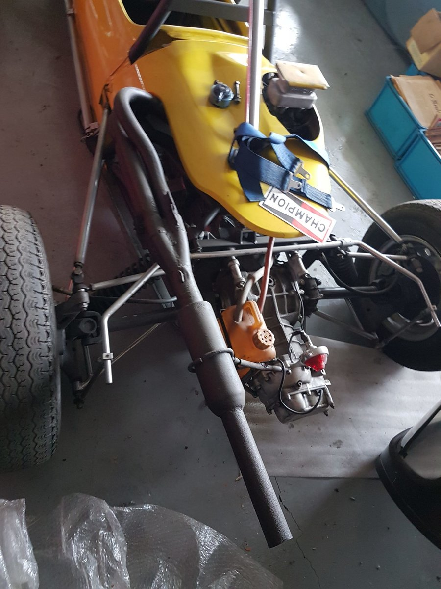 1965 Formula Merlin FF For Sale (picture 4 of 6)